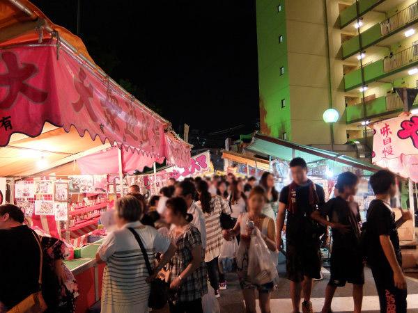 今日は都島祭りが行われていました~