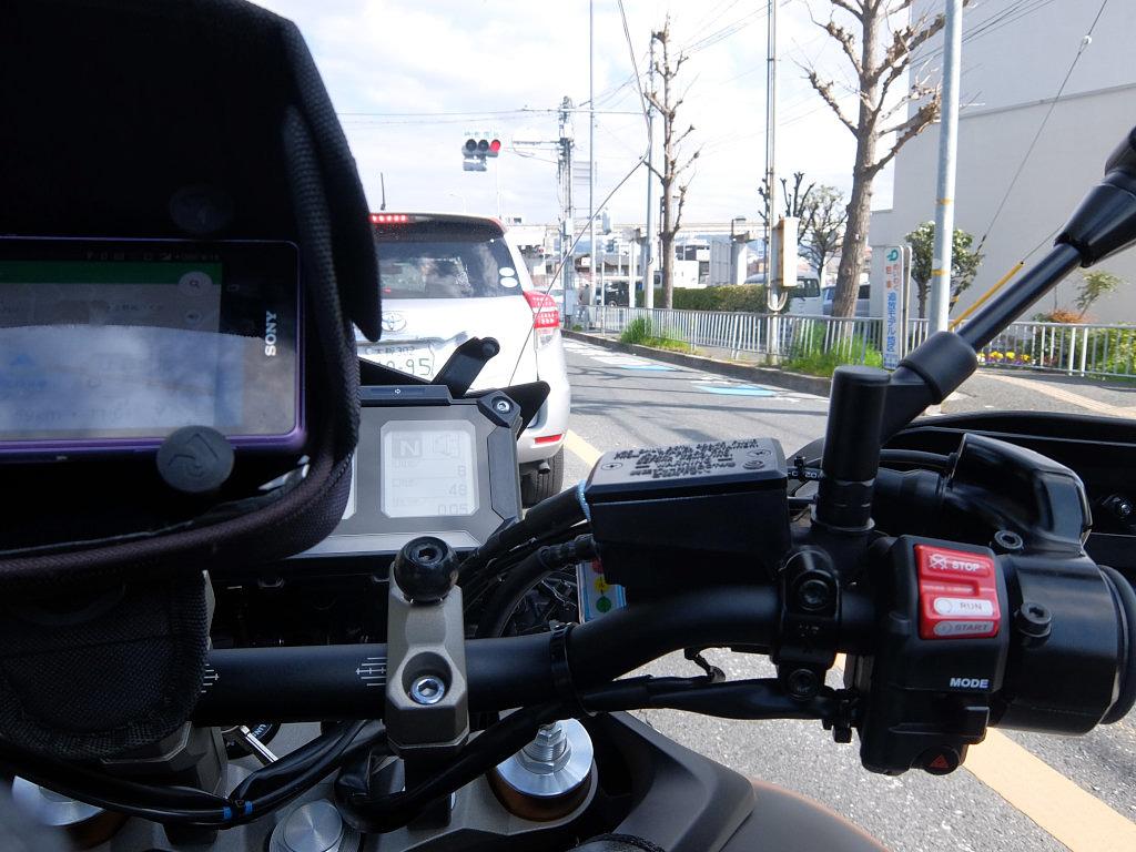 バイクで信楽にある「手打ちそばと朝宮茶 黒田園」に蕎麦を食べに行きました
