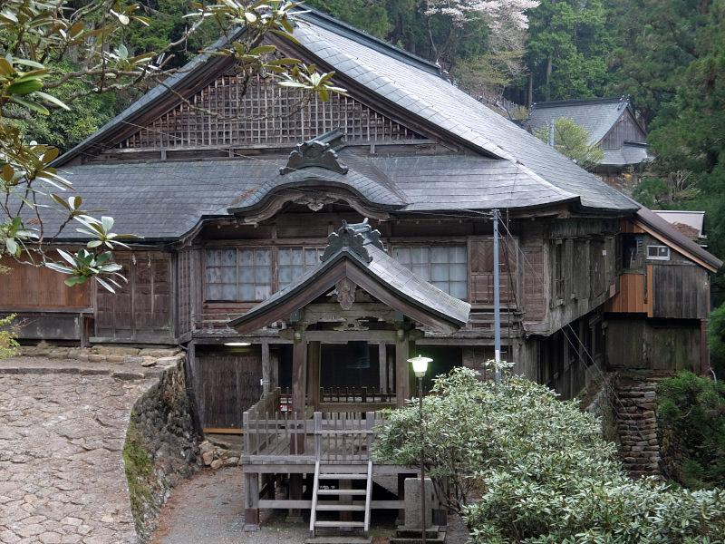 玉置神社 社務所 重要文化財