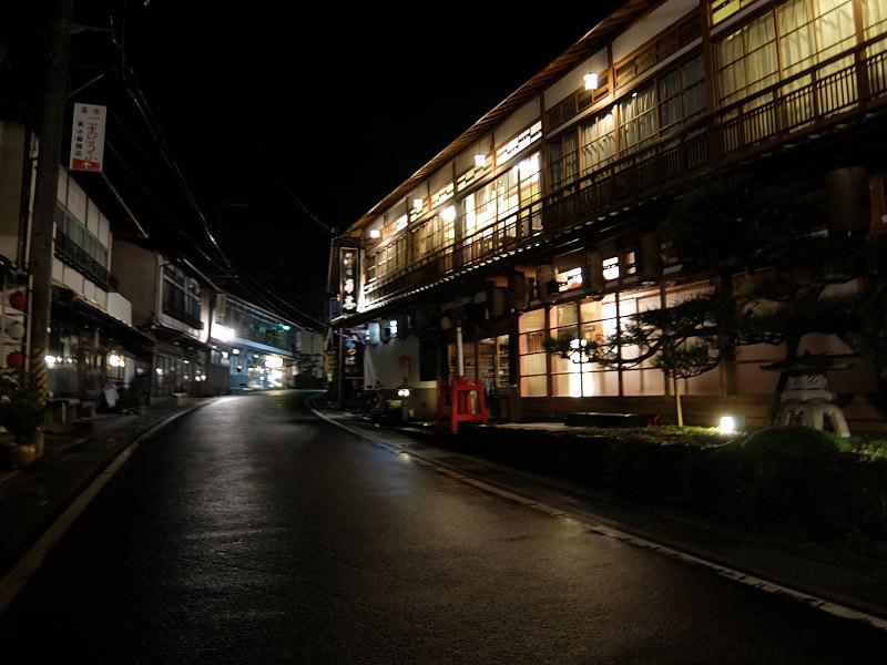 洞川(どろがわ)温泉郷へ!奈良県吉野へお泊りツーリング3