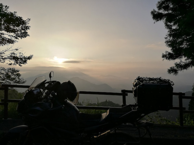 MT-09 Tracerで九州ツーリング⑤