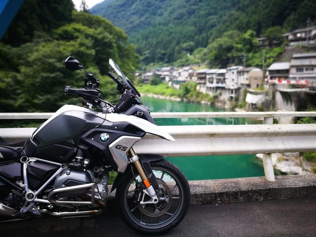 四国初上陸ツーリング (2017/08/13~14)