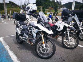 京都の美山エリアをツーリング(2017/10/01)