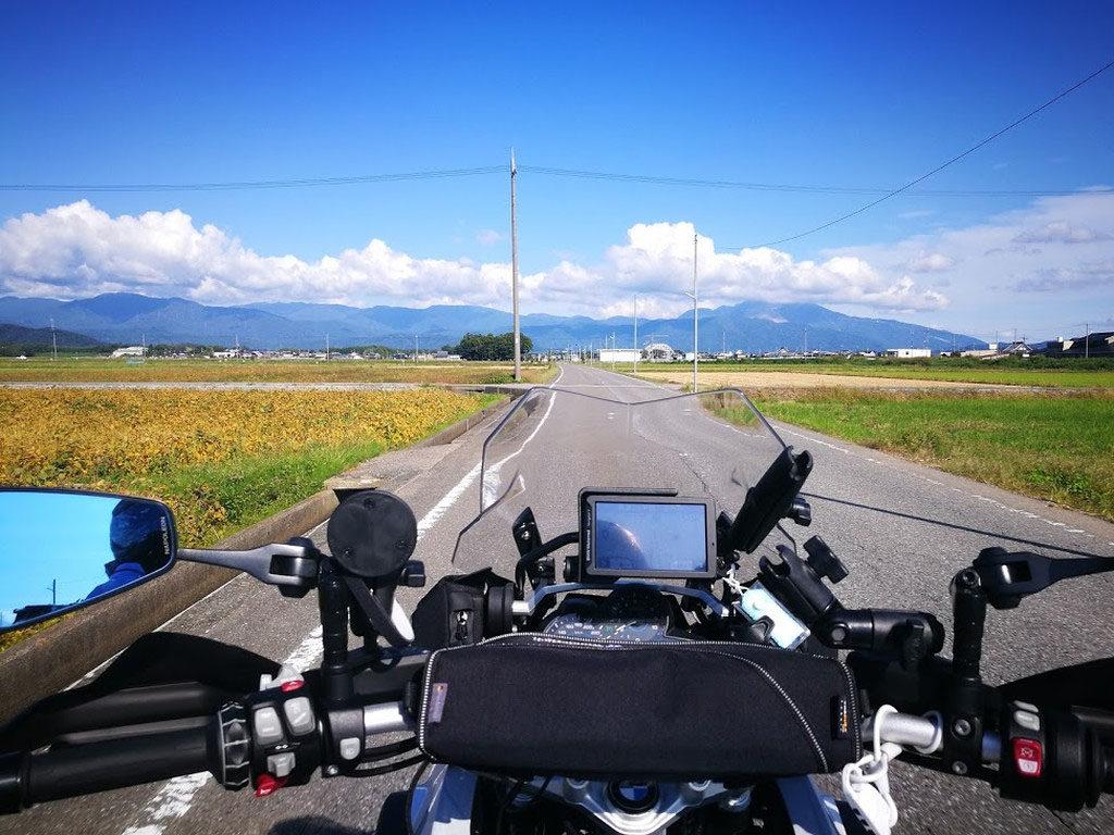 琵琶湖一周(ビワイチ)ツーリングしてみました(2017/10/08)