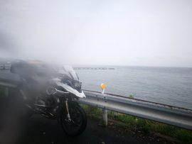 南大阪から和歌山紀ノ川沿いを走る(2017/10/15)