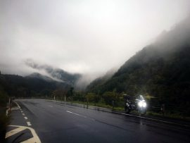 名古屋方面終始雨のツーリング
