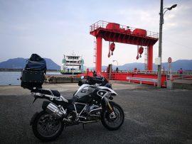 しまなみ海道ツーリング(2017/12/30-31)