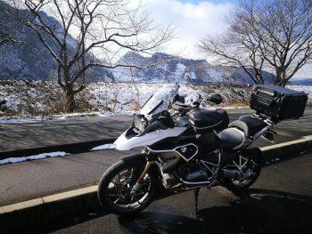 岐阜県東白川ツーリング(2018/01/13-14)
